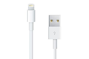 USB Lightining Cable для iPhone 5/iPad Mini/iPad (европакет)