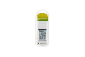 АКБ SonyEricsson BST-33 Li650 EURO (K530/630/790/810/M600/P990/W660/850/950/Z250/320)