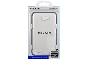 "Задняя крышка Belkin для Samsung Galaxy Note 5.3"" (F8M315CWC00) (прозрачный)"