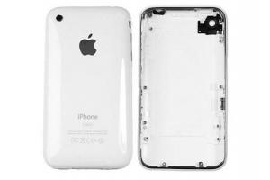 Задняя крышка для iPhone 3G 16Gb (белый)