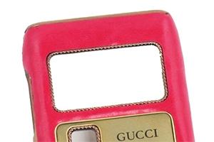 Защитная крышка для Nokia N8 Gucci (Красный) (упаковка прозрачный бокс)