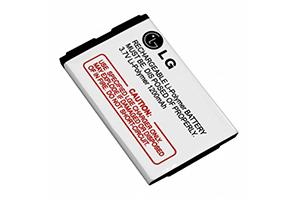 АКБ LG 1600 Li1200 (в блистере) Китай