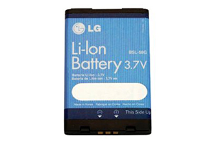 """АКБ """"LP"""" LG G1600 Li900 Китай"""