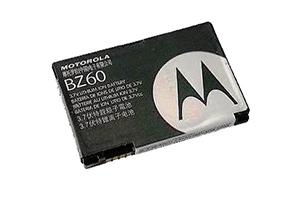 АКБ Motorola BZ-60 (V3X/V6) Li650 Китай