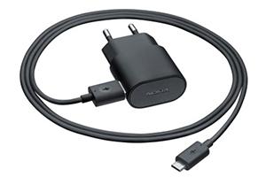 СЗУ Nokia AC-50 EURO разъем USB (коробка)