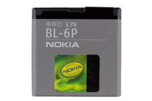 АКБ Nokia BL-6P (6500 Classic/7900 Prism) Li830 Китай