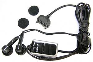 Гарнитура Nokia HS-23 EURO (упаковка пакетик) 1-я категория