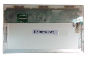 """Матрица ноутбука  8.9"""" 1024*600 Matte LED 40 pin (HSD089IFW1) левый разъем"""
