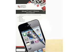 "Защитная пленка ""LP"" для HTC HD 2 (матовая)"