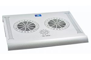 Охлаждающая площадка ASX+ 2 USB вентилятора с USB разветвителем (ST-YL12+HUB) (металл знак зодиака)