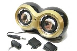 Колонки портативные SonyEricsson K750 (упаковка блистер)