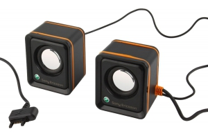 Колонки портативные SonyEricsson MPS-70 (упаковка блистер)