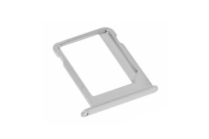 Держатель SIM-карты iPhone 3G белый (пластик)