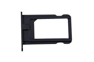 Держатель SIM-карты iPhone 5 черный