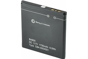 АКБ Sony BA-800 EURO