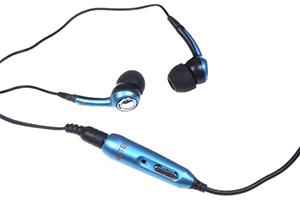 Гарнитура SonyEricsson W810 Blue в колбе