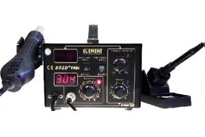 Паяльная станция ELEMENT 852D+