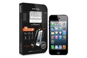 Защитное стекло дляiPhone 5/5S/5C Tempered Glass 0,20 мм 9H (прозрачное/ударопрочное)