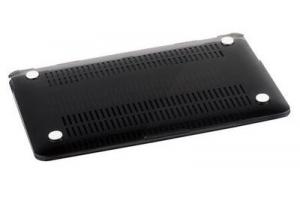 """Пластиковая защита для Macbook Air 11,6"""" матовая черная (коробка)"""