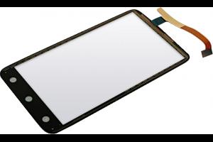 Тачскрин HTC One X черный