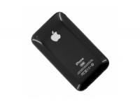 Задняя крышка для iPhone 3GS 32Gb (черный)