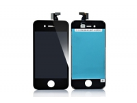 Дисплей LCD iPhone 4 с тачскрином (черный) (A) 1-я категория