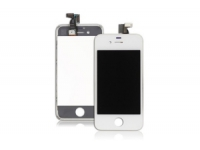 Дисплей LCD iPhone 4S с тачскрином  (AAA) 1-я категория (белый)