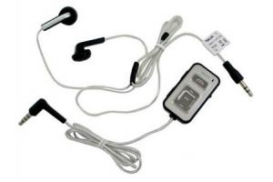 Наушники Nokia AD-43 EURO (упаковка пакетик)