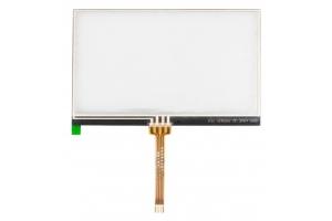"""Тачскрин (сенсорное стекло) №40 (4.5"""" 10.3x6.6 см.) для GPS"""