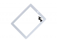 Тачскрин (сенсорное стекло) iPad 3 NEW (белый) с кнопкой Home