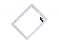 Тачскрин (сенсорное стекло) iPad 4 (белый) с кнопкой Home