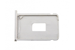 Держатель SIM-карты iPhone 2G (металл) серебро