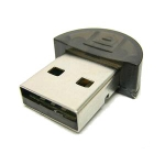 "Bluetooth адаптер ""LP"" 100м, компактный (1,8х2,3см) USB 2.0/Vista (упаковка блистер)"