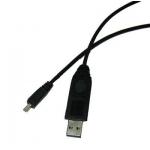 "LED USB Дата-кабель ""Micro USB"" (черный/коробка)"