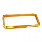 Bumper CLEAVE для iPhone 5 металл/винты (золото)