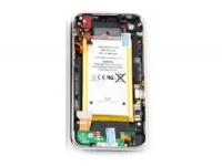 Корпус для iPhone 3G 16Gb (шлейфом наушников, шлейфом зарядки, аккумулятором) (белый) Оригинал