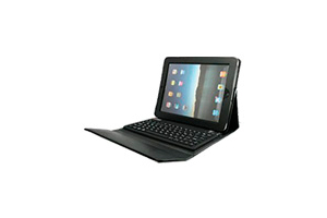 "Чехол/книжка ""LP"" (ST-BRK3800BC) на iPad с bluetooth клавиатурой (кожа/черный)"