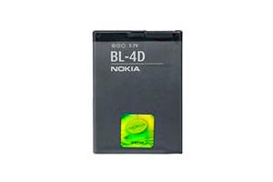 АКБ Nokia BL-4D Li1200 с голограммой EURO 2:2 (N8/N97 mini)