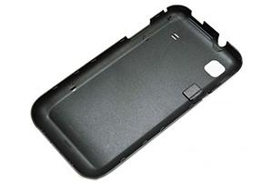 Задняя крышка для Samsung i9000 (черная)