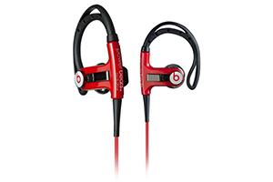 Beats Sport B Headphones From Monster 129502-00 Красный