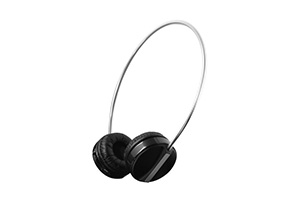 Наушники Enzatec FP112BK (black) Micro SD Player Headphones
