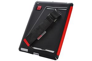 """Защитная крышка для iPad 2/3/4 """"Belt Case"""" (черный)"""