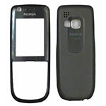 БЕЗ ЛОГОТИПА Корпус Nokia 3120 Classic без средней части (черный)