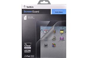 Защитная пленка Belkin для iPad 3 и iPad 4 (F8N798CW) прозрачная