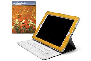 "Чехол для iPad 3 и iPad 4 ""iLuv Pangborn art collection"" тканевый (ICC838LAN)"