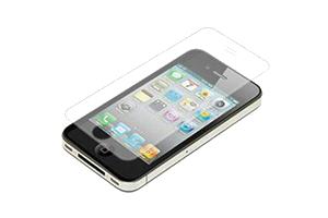 Защитная пленка дляiPhone 5/5s/5c стекло GLASS-M (прозрачная/ударопрочная)