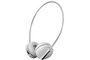 Наушники Enzatec FP112BK (white) Micro SD Player Headphones