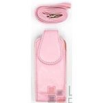 Сумка женская 10,5*4,5*0,5 вертикальная с ремешком на руку СР308 6230 (розовый)