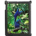 """Защитная крышка для iPad 2 """"3D попугай"""" (пластик)"""