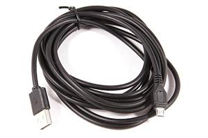 "USB Дата-кабель ""Griffin"" micro USB 3 метра (коробка)"